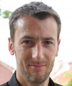 Yann Le Roux Headshot