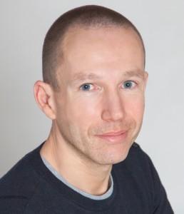 Damian Blackden Maxus Headshot
