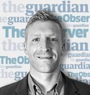 Daniel Spears The Guardian Headshot