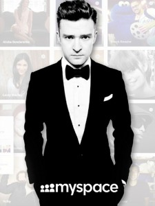 Pop icon Justin Timberlake took a stake in MySpace in 2011, along with Specific Media