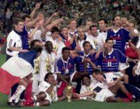 WORLD CUP BRA FRA SOC