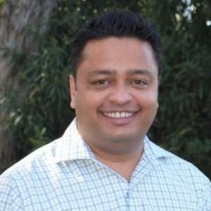 Aswin Puri Headshot LiveRail