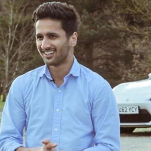Adnan Ebrahim, Car Throttle