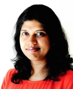 Shuba Krishnan Headshot