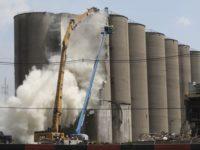 Silo Demolition 2