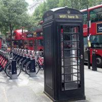 WiFi Telephone Box