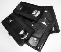 Video Cassettes VHS
