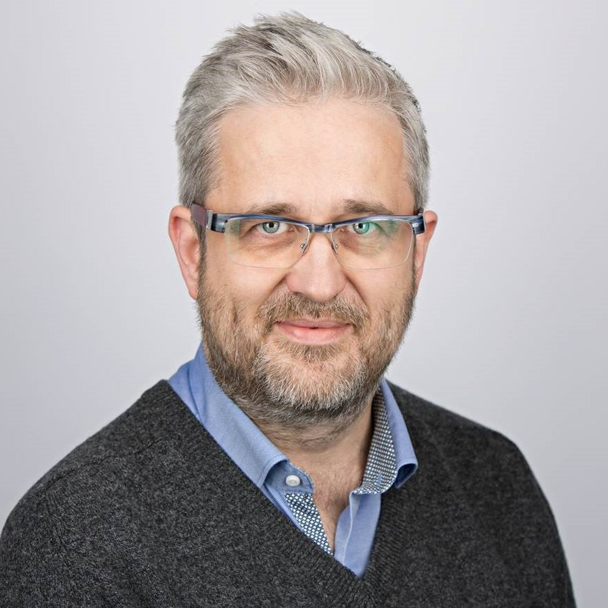 Gavin Stirrat, MD, Voluum