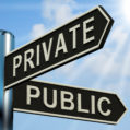 Private & Public Sign