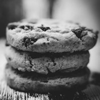Cookie Greyscale