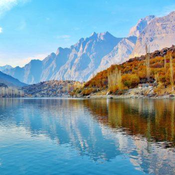 Pakistan Lake