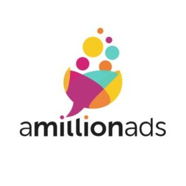 A Million Ads Logo