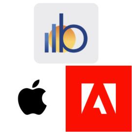 Blotout Apple Adobe