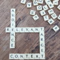 Audience Relevant Context
