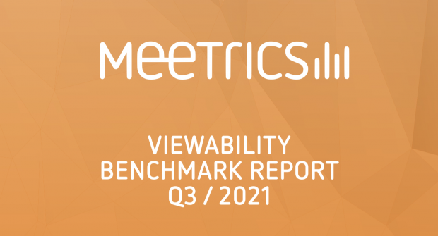 meetrics viewability benchmark